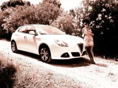 Alfa Romeo Giulietta Flabbergasted