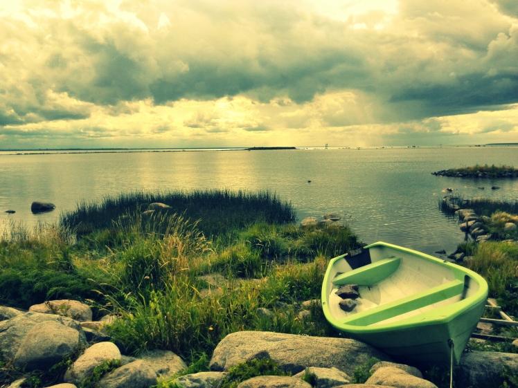 Rohuneeme, northern Estonia