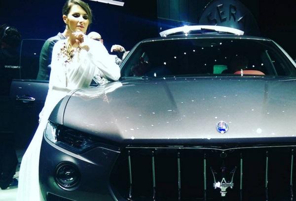 Maserati Levante Geneva