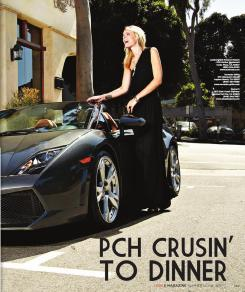 OC Local Magazine Tearsheet