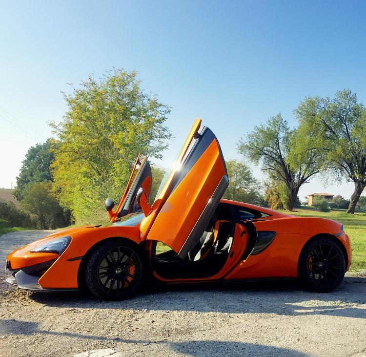 2017 Mclaren 570s Camshaft: Flabbergasted Drive → McLaren 570S Spider & 720S, 1st